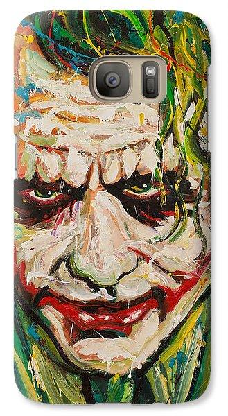 Joker Galaxy S7 Case