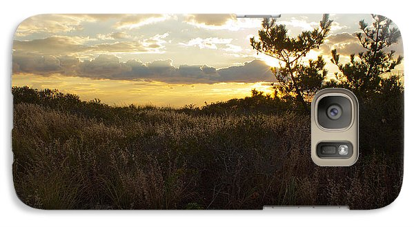 Galaxy Case featuring the photograph Jones Beach Sunset Four by Jose Oquendo