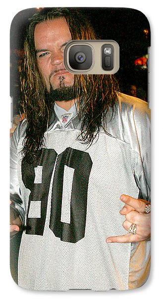 Galaxy Case featuring the photograph Josey Scott by Don Olea