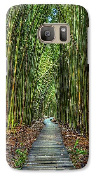 Galaxy Case featuring the photograph Journey by Hawaii  Fine Art Photography