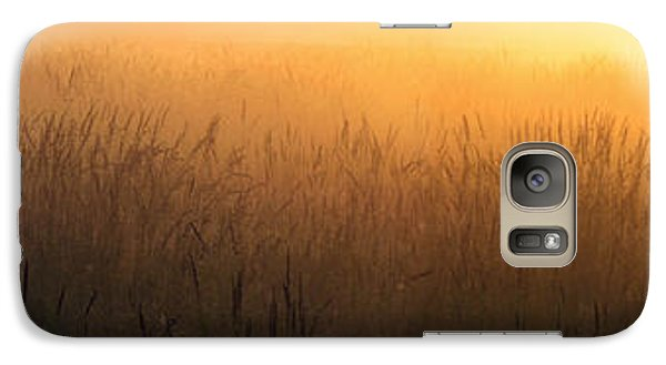 Galaxy Case featuring the photograph Joy In The Morning by I\'ina Van Lawick