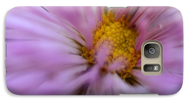 Galaxy Case featuring the photograph Peace In The Storm by Wanda Brandon