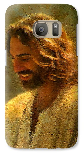 Galaxy S7 Case - Joy Of The Lord by Greg Olsen