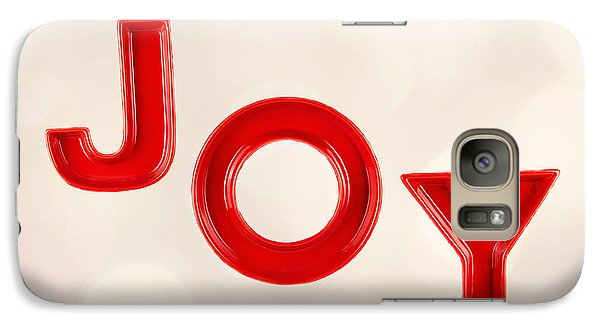 Galaxy Case featuring the photograph Joy To The World by Vizual Studio