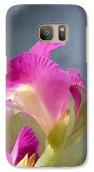 Galaxy Case featuring the photograph Joyously Pretty by Kathi Mirto