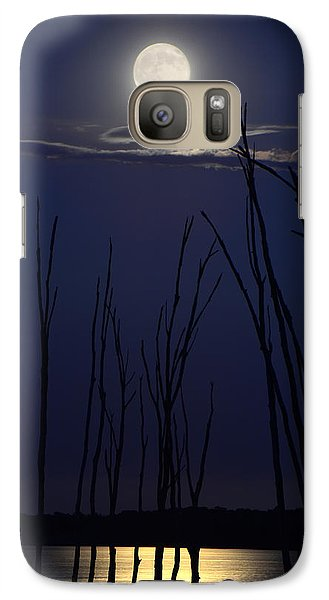 July 2014 Super Moon Galaxy S7 Case