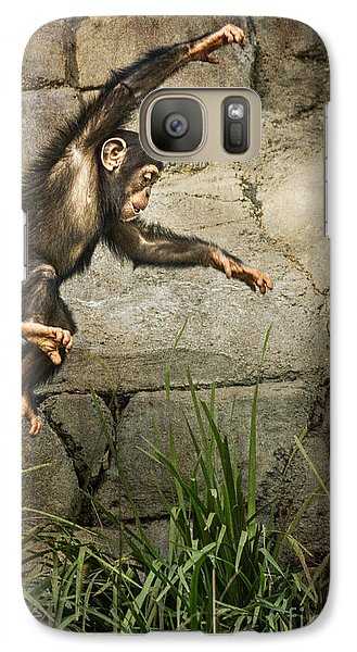 Jump For Joy Galaxy S7 Case