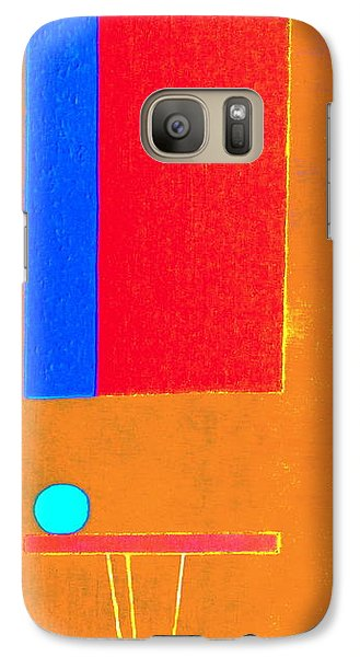 Galaxy Case featuring the painting June In Provence by Bill OConnor