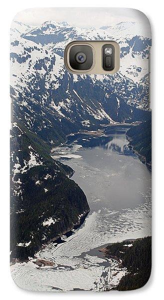Galaxy Case featuring the photograph Juneau Backcountry by Robert  Moss