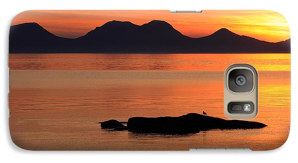 Jura Sunset Galaxy S7 Case