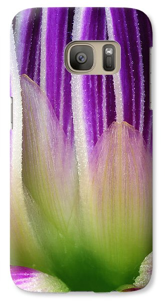 Galaxy Case featuring the photograph Just A Dahlia 1 by Wendy Wilton