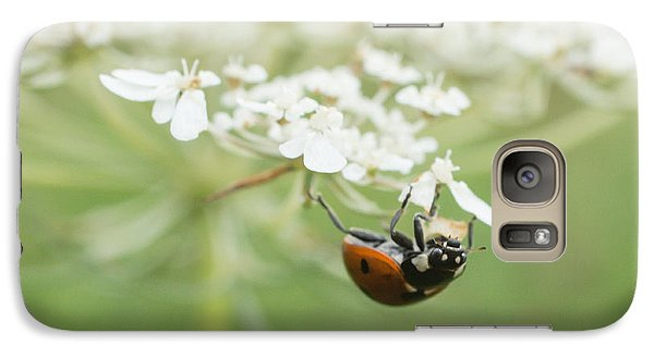 Galaxy Case featuring the photograph Just Around The Bend by Julie Clements