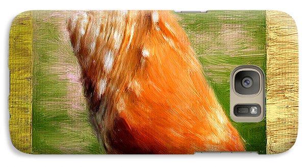 Just Beachy Galaxy S7 Case by Lourry Legarde