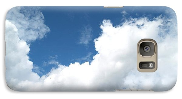 Galaxy Case featuring the photograph Just Breathe ... by Susan  Dimitrakopoulos