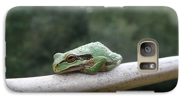 Galaxy Case featuring the photograph Just Chillin' by Cheryl Hoyle