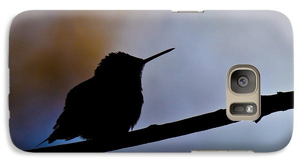 Galaxy Case featuring the photograph Just Chillin by Robert L Jackson