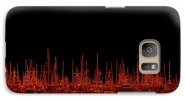 Galaxy Case featuring the photograph Just Chilling by Nick David