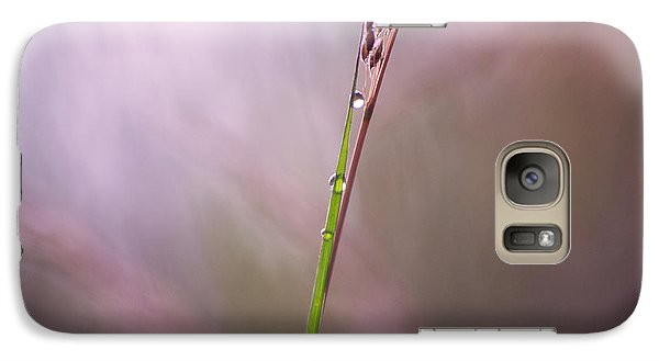 Galaxy Case featuring the photograph Just Few Drops by Rima Biswas