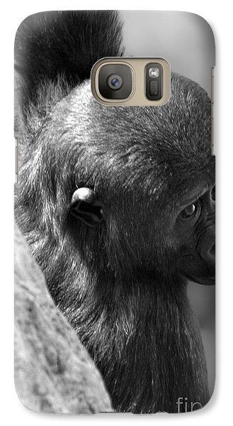 Galaxy Case featuring the photograph Just Hang'in  by Adam Olsen