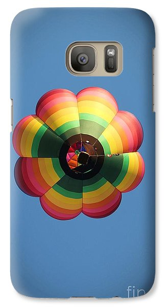 Galaxy Case featuring the photograph Just Look Up by Laurinda Bowling