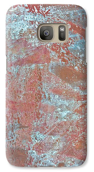 Galaxy Case featuring the photograph Just Rust by Heidi Smith