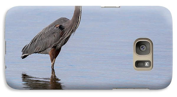 Galaxy Case featuring the photograph Just Saying Howdy by John M Bailey