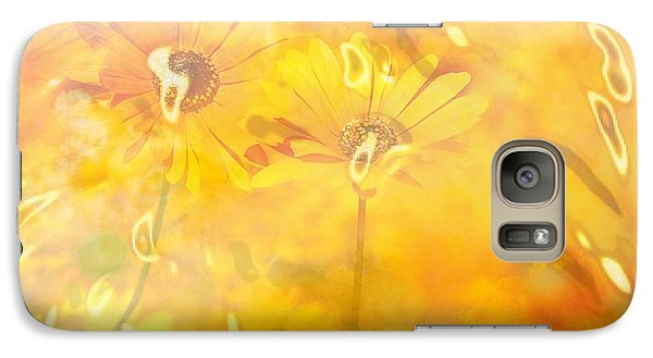 Galaxy Case featuring the photograph Just The Two Of Us by Sherri  Of Palm Springs