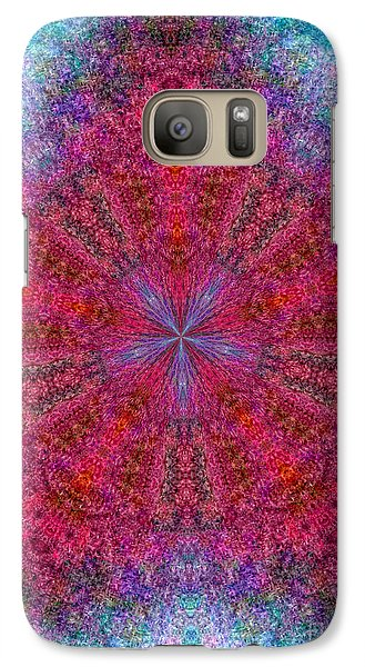 Galaxy Case featuring the photograph Kaleidoscope 2 by Robyn King
