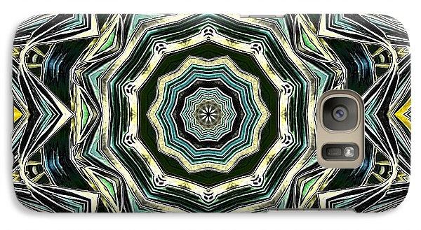 Galaxy Case featuring the photograph Kaleidoscope by Oksana Semenchenko