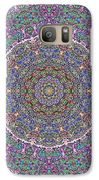 Galaxy Case featuring the photograph Kaleidoscope by Robyn King