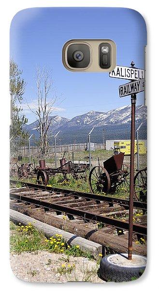 Kalispell Crossing Galaxy S7 Case