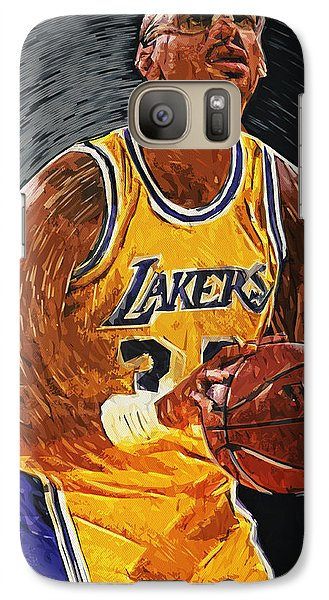 Kareem Abdul-jabbar Galaxy S7 Case
