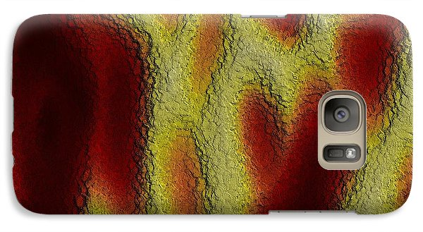 Galaxy Case featuring the digital art Kasin by Jeff Iverson