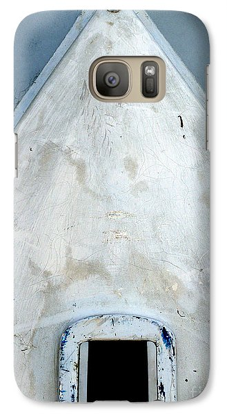 Galaxy Case featuring the photograph Keel Hole by Robert Riordan