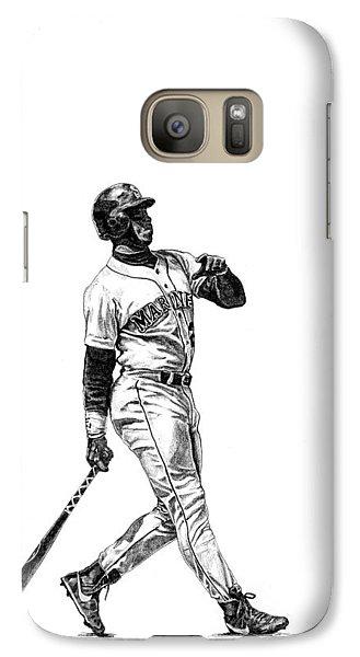 Ken Griffey Jr. Galaxy S7 Case