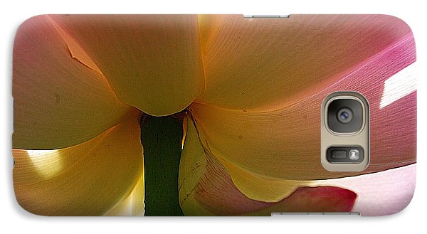 Galaxy Case featuring the photograph Kenilworth Garden Four by John S
