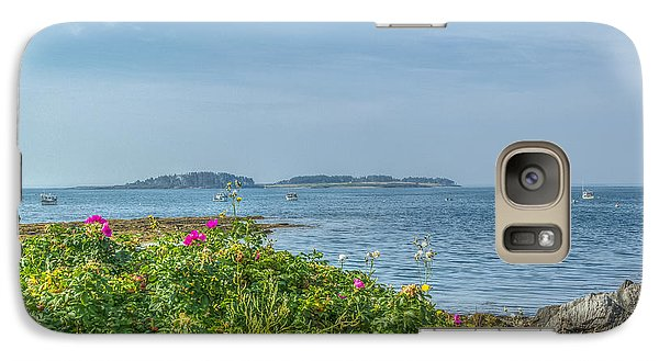 Galaxy Case featuring the photograph Kettle Cove by Jane Luxton