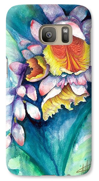 Key West Ginger Galaxy S7 Case