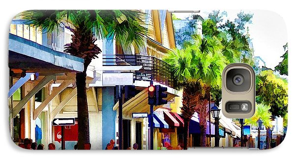 Galaxy Case featuring the photograph Key West Life by Pamela Blizzard
