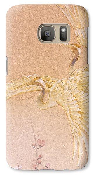 Kihaku Crop I Galaxy S7 Case by Haruyo Morita