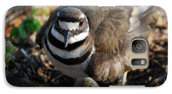 Killdeer Mom Galaxy S7 Case
