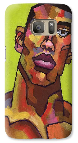 Portraits Galaxy S7 Case - Killer Joe by Douglas Simonson
