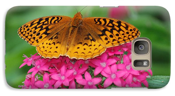Galaxy Case featuring the photograph Kim's Bosom Buddies Support by Richard Bryce and Family