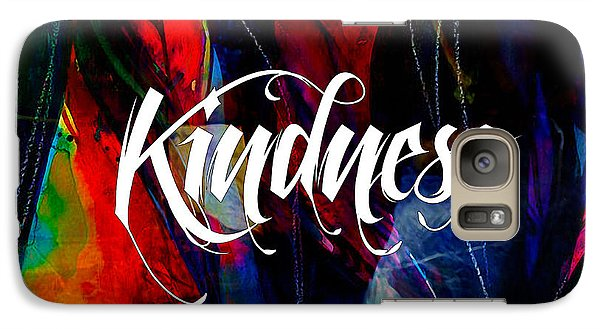 Kindness Galaxy Case by Marvin Blaine