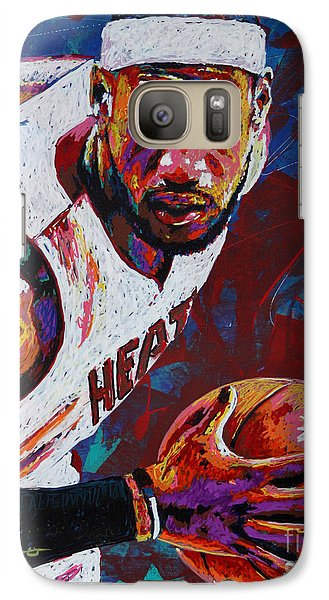 King James Galaxy S7 Case