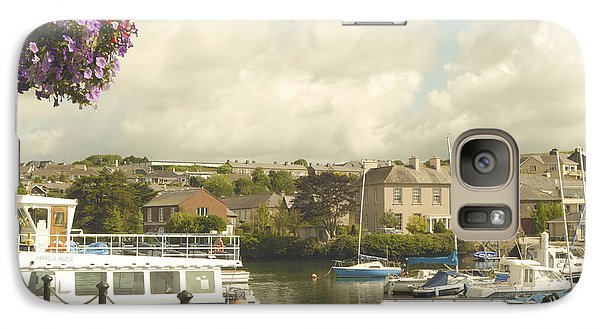 Galaxy Case featuring the photograph Kinsale Harbor by Winifred Butler