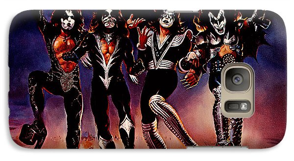 Kiss - Destroyer Galaxy S7 Case by Epic Rights