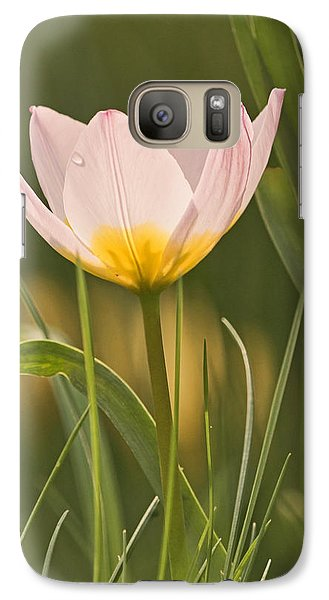 Kissed By The Morning Galaxy S7 Case