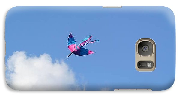Galaxy Case featuring the photograph Kite At The Fort  by Toni Martsoukos