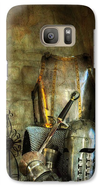 Knight - A Warriors Tribute  Galaxy S7 Case by Paul Ward